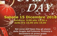 OPEN DAY ANNO SCOLASTICO 2018-2019